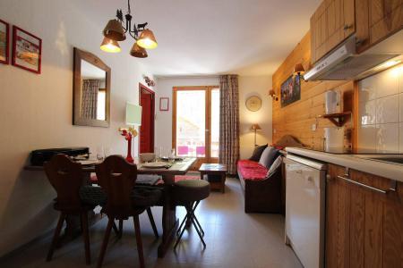 Vacances en montagne Appartement 2 pièces coin montagne 6 personnes (19) - Résidence le Palatin - Pelvoux - Séjour