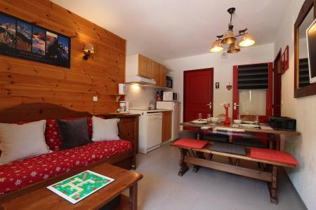 Vacances en montagne Appartement 2 pièces coin montagne 6 personnes (19) - Résidence le Palatin - Pelvoux - Table