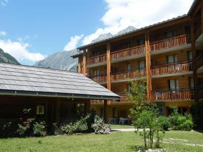 Location au ski Residence Le Palatin - Pelvoux - Extérieur été