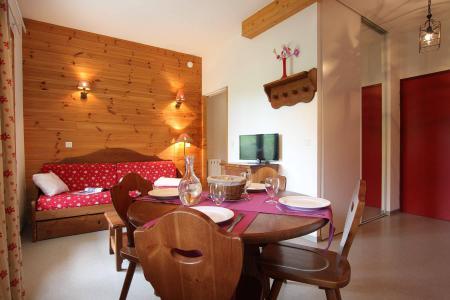 Vacances en montagne Studio cabine 4 personnes (32) - Résidence le Palatin - Pelvoux - Séjour