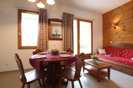 Vacances en montagne Studio cabine 4 personnes (32) - Résidence le Palatin - Pelvoux - Table
