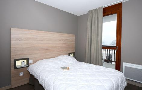 Holiday in mountain resort Résidence le Panoramic - Flaine - Double bed