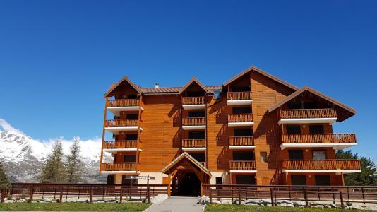 Rent in ski resort Résidence Le Panoramique - La Joue du Loup - Summer outside