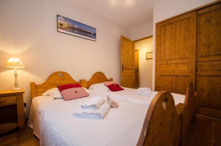 Vacances en montagne Appartement 3 pièces 6 personnes - Résidence le Paradis - Chamonix - Chambre