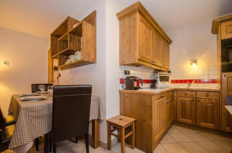 Vacances en montagne Appartement 3 pièces 6 personnes - Résidence le Paradis - Chamonix - Cuisine