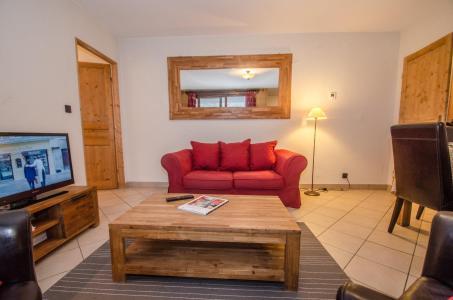 Vacances en montagne Appartement 3 pièces 6 personnes - Résidence le Paradis - Chamonix - Séjour