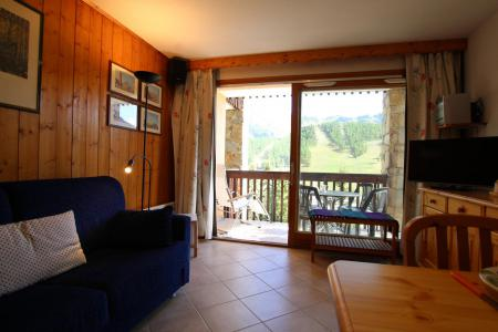 Holiday in mountain resort 2 room apartment 4 people (ATR101) - Résidence le Paradis Latin - Montgenèvre - Bench seat