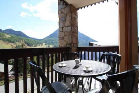 Holiday in mountain resort 2 room apartment 4 people (ATR101) - Résidence le Paradis Latin - Montgenèvre