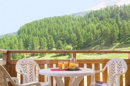 Location au ski Residence Le Parc Des Airelles - Les Orres - Extérieur été