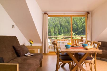 Vacances en montagne Résidence le Parc des Airelles - Les Orres - Séjour