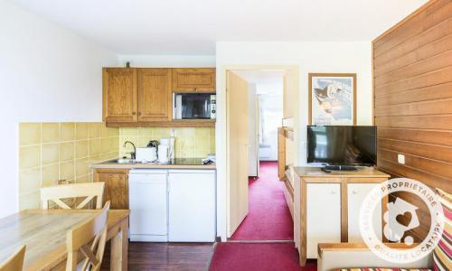 Аренда на лыжном курорте Апартаменты 2 комнат 5 чел. (Sélection 31m²) - Résidence le Pédrou - Maeva Home - Font Romeu - летом под открытым небом