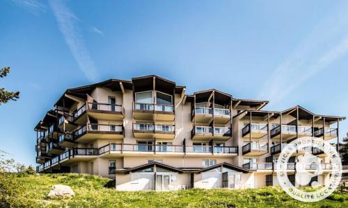 Аренда на лыжном курорте Квартира студия для 4 чел. (Budget 25m²-4) - Résidence le Pédrou - Maeva Home - Font Romeu - летом под открытым небом