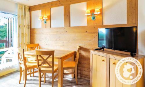 Аренда на лыжном курорте Квартира студия для 4 чел. (Confort -1) - Résidence le Pédrou - Maeva Home - Font Romeu - летом под открытым небом