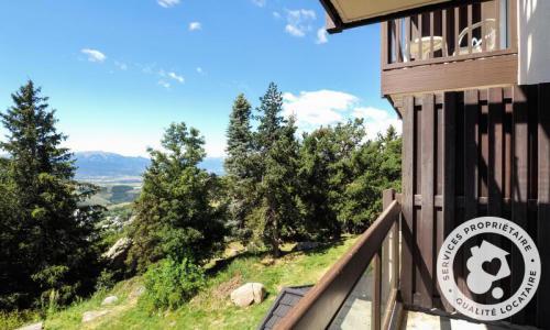 Аренда на лыжном курорте Квартира студия для 2 чел. (Confort 25m²) - Résidence le Pédrou - Maeva Home - Font Romeu - летом под открытым небом
