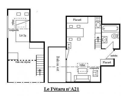 Location Méribel-Mottaret : Résidence le Pétaru été