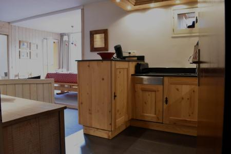 Holiday in mountain resort 3 room apartment 6 people (A2) - Résidence le Pétaru - Méribel