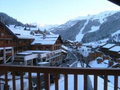 Holiday in mountain resort 2 room apartment 4 people (A1) - Résidence le Pétaru - Méribel