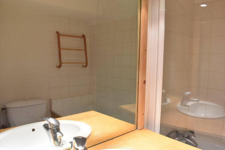 Vacances en montagne Studio mezzanine 4 personnes (A21) - Résidence le Pétaru - Méribel