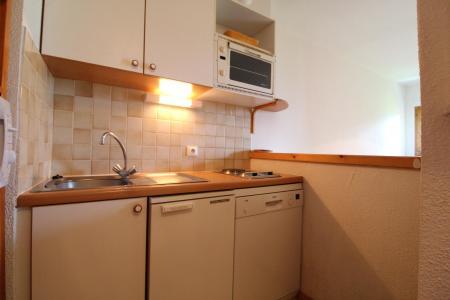 Holiday in mountain resort 2 room apartment 4 people (17) - Résidence le Petit Mont Cenis - Termignon-la-Vanoise - Kitchenette