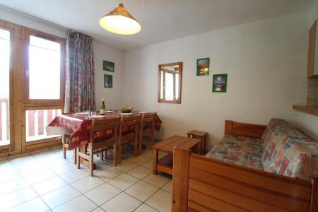 Holiday in mountain resort 2 room apartment sleeping corner 6 people (7) - Résidence le Petit Mont Cenis - Termignon-la-Vanoise - Dining area