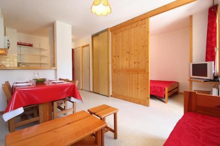 Vacances en montagne Appartement 2 pièces 4 personnes (18) - Résidence le Petit Mont Cenis - Termignon-la-Vanoise - Séjour