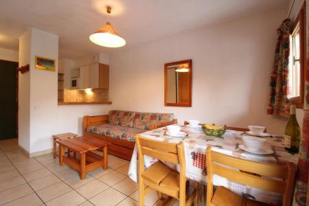 Vacances en montagne Appartement 2 pièces 4 personnes (8) - Résidence le Petit Mont Cenis - Termignon-la-Vanoise - Salle à manger