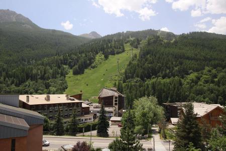 Vacances en montagne Appartement 4 pièces 8 personnes (0415) - Résidence le Pic Blanc - Serre Chevalier - Extérieur été