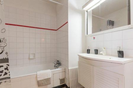 Vacances en montagne Appartement 4 pièces 8 personnes (0415) - Résidence le Pic Blanc - Serre Chevalier - Baignoire