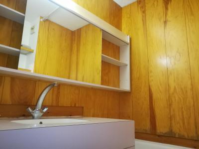Vacances en montagne Appartement 2 pièces 5 personnes (041) - Résidence le Pierrafort - Valmorel - Lavabo