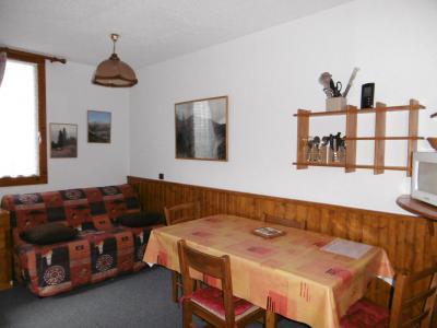Vacances en montagne Studio 3 personnes (008) - Résidence le Pierrafort - Valmorel - Logement