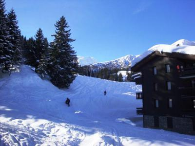 Vacances en montagne Studio 4 personnes (025) - Résidence le Pierrer - Valmorel