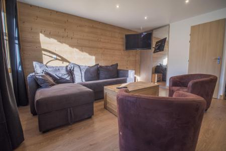 Vacances en montagne Appartement 3 pièces 6 personnes (43-44) - Résidence le Pierrer - Valmorel