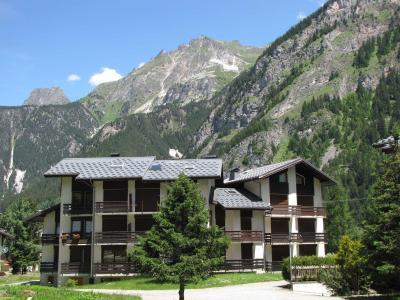 Rent in ski resort Résidence le Plan d'Amont - Pralognan-la-Vanoise - Summer outside