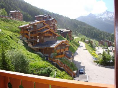 Vacances en montagne Studio coin montagne 4 personnes (308) - Résidence le Plan du Lac - Méribel-Mottaret