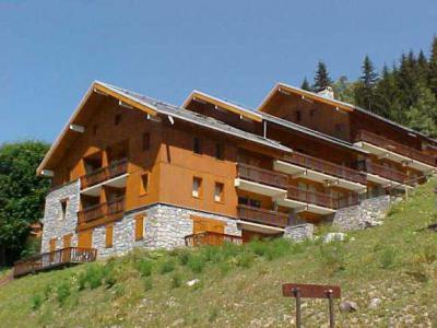 Vacances en montagne Appartement 3 pièces cabine 4 personnes (01) - Résidence le Plan du Moulin - Méribel