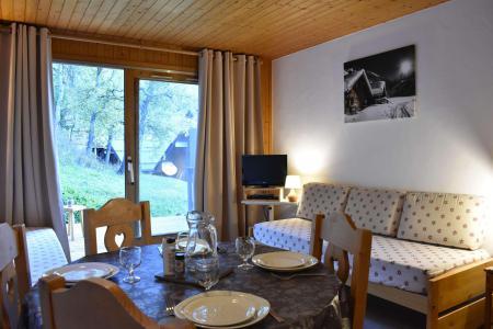 Vacances en montagne Studio 4 personnes (23) - Résidence le Plan du Moulin - Méribel