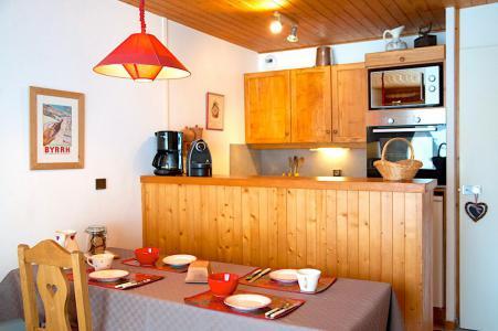 Vacances en montagne Appartement 2 pièces 4 personnes (021) - Résidence le Plan du Moulin - Méribel - Logement