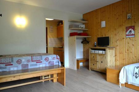 Holiday in mountain resort Studio 4 people (1B) - Résidence le Planay - Le Grand Bornand
