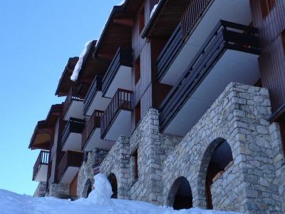 Vacances en montagne Résidence le Portail - Valmorel