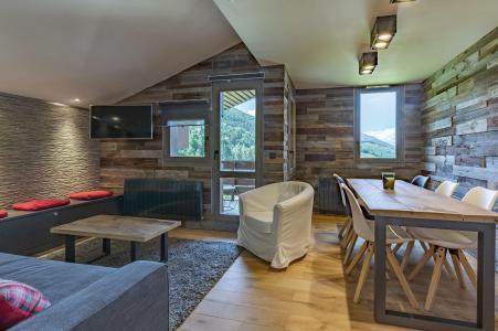 Vacances en montagne Appartement 3 pièces 6 personnes (032-33) - Résidence le Portail - Valmorel