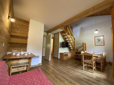 Vacances en montagne Appartement duplex 3 pièces 8 personnes (072) - Résidence le Portail - Valmorel