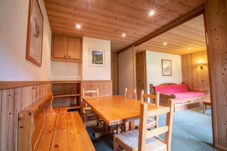 Vacances en montagne Studio 4 personnes (063) - Résidence le Portail - Valmorel