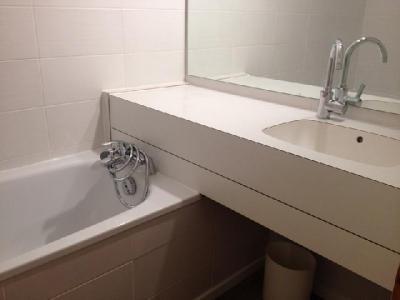 Vacances en montagne Studio 2 personnes (071) - Résidence le Portail - Valmorel - Salle de bains