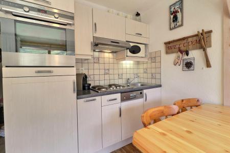 Vacances en montagne Appartement 2 pièces 4 personnes (210) - Résidence le Pralin - Méribel-Mottaret