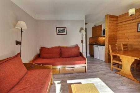 Vacances en montagne Appartement 2 pièces cabine 6 personnes (802) - Résidence le Pralin - Méribel-Mottaret