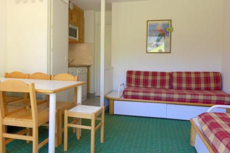 Vacances en montagne Appartement 2 pièces 5 personnes (413) - Résidence le Pralin - Méribel-Mottaret