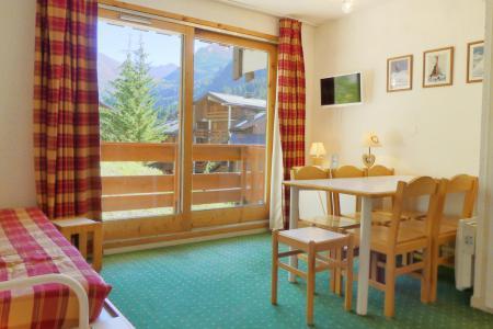 Vacances en montagne Appartement 2 pièces 5 personnes (413) - Résidence le Pralin - Méribel-Mottaret - Logement