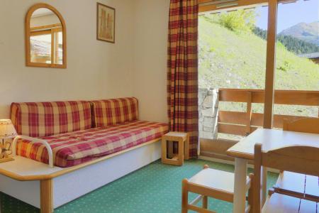 Vacances en montagne Appartement 2 pièces 5 personnes (413) - Résidence le Pralin - Méribel-Mottaret - Séjour