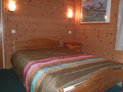 Vacances en montagne Appartement 2 pièces 6 personnes (025) - Résidence le Pramecou - Tignes - Chambre