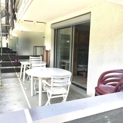 Urlaub in den Bergen 2-Zimmer-Appartment für 7 Personen (345) - Résidence le Prapelier - Les 2 Alpes